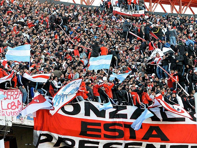 Lex River Plate Ist Vom Tisch Int Fußball Kicker