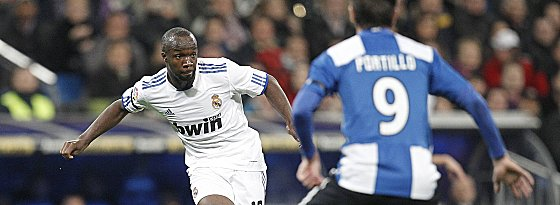 Lass Diarra (Real Madrid)