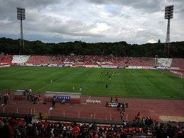 Leere Kassen und Ränge: ZSKA Sofia ist hochverschuldet.