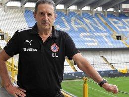 Abschied aus Brügge: Georges Leekens ist nicht mehr länger Coach beim FC.