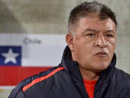 Fünf Niederlagen in Serie: Chiles Nationalcoach Claudio Borghi wurde entlassen.
