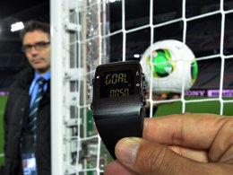 Torlinientechnologie: HawkEye gegen GoalRef