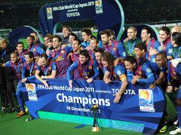 Das Finale 2011: Barcelona ist