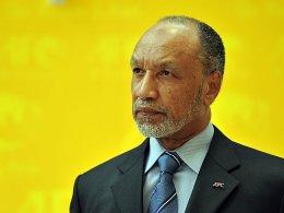 Die Untersuchungen der FIFA gegen Mohamed Bin Hammam wurden eingestellt.