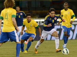 DFB-Team weiter auf 2 - �berflieger Kolumbien