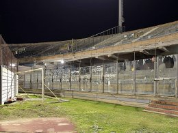 Cagliari muss wieder umziehen