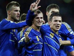Auf zu neuen Erfolgen? Mit neuem Trainer will die ukrainische Nationalelf wieder in die Erfolgsspur zurückfinden.