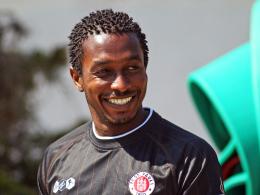Hat einen neuen Verein gefunden: Der ehemalige St.-Pauli-Profi Charles Takyi heuert in Dänemark an.