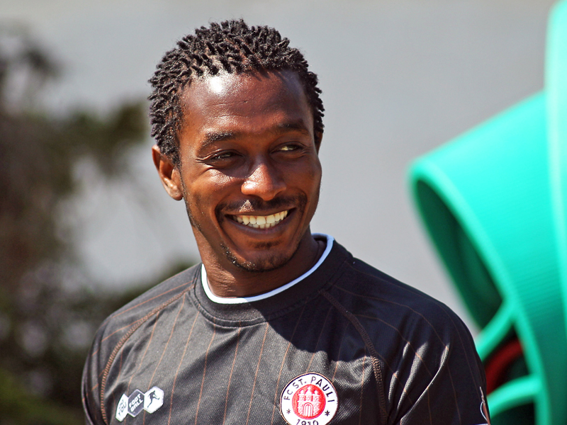 Charles Takyi Takyi schlgt beim AC Horsens auf Int Fuball