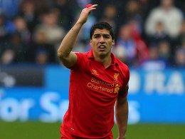 Abschied aus Liverpool? Luis Suarez will weg, soll aber bei den Reds bleiben.