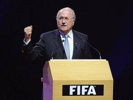 Einige Reformen umgesetzt, vieles aber vertagt: FIFA-Präsident Joseph Blatter.