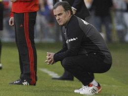 Bilbaos scheidender Trainer Marcelo Bielsa.