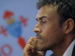 Luis Enrique ist ein heißer Kandidat beim FC barcelona.