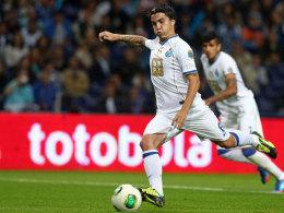 Portos Josué blieb cool vom Punkt gegen Guimaraes.