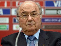 Will für eine fünfte Amtszeit kandidieren: FIFA-Boss Sepp Blatter.
