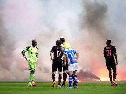 Rauch in Rotterdam