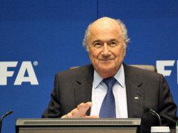 Will 2015 für eine weitere Amtsperiode kandidieren: FIFA-Boss Sepp Blatter.