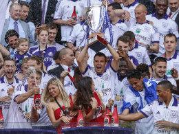 Anderlecht feiert