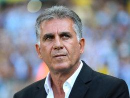 Der iranische Verband ist mit seinem Trainer Carlos Queiroz zufrieden.