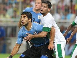 Luis Suarez gegen Al-Bassas