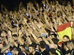 Fans des FC Valencia