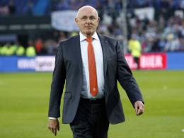 Macht sich für die Einführung des Video-Schiedsrichters stark: KNVB-Präsident Michael van Praag.