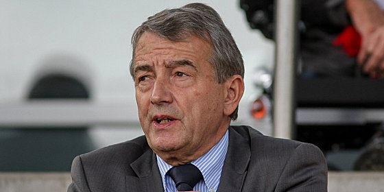 Grunds�tzliche Bereitschaft f�rs FIFA-Amt: Wolfgang Niersbach.