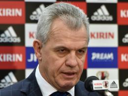 Benannte am Montag seinen Kader für den Asien Cup: Japans mexikanischer Trainer Javier Aguirre.
