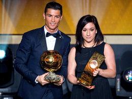 Cristiano Ronaldo, Nadine Keßler