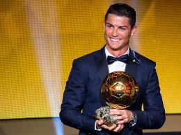 Weltfußballer 2014: Cristiano Ronaldo