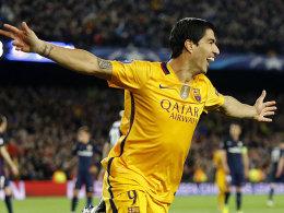 ESM-Elf: Suarez, f�nfmal Atletico und zwei