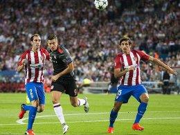 ESM-Elf: Atletico im Fünferpack und Bayern-Youngster Kimmich