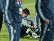 Wieder kein Triumph mit Argentinien f�r Lionel Messi - er bleibt damit auf Landesebene unvollendet.