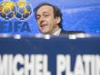 Kandidiert f�r den FIFA-Pr�sidenten-Posten: Michel Platini.