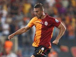 Ligastart in der T�rkei: Podolski trifft, Gomez nur Joker