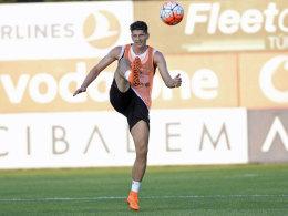 S�perLig-Auftakt: Empfehlen sich Podolski und Gomez?