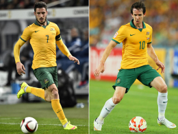 Socceroos berufen Leckie und Kruse