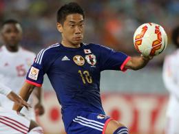 WM-Qualifikation: Japan mit Bundesliga-Sextett