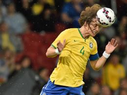 Brasilien ohne David Luiz gegen Venezuela