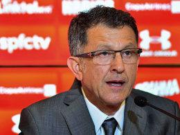 Osorio ist neuer Cheftrainer Mexikos