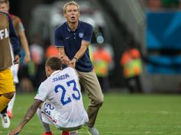 Klinsmann nominiert - und begnadigt Johnson