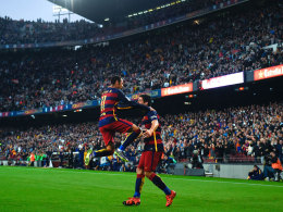 Neymar zaubert - Real verliert Rang eins vor dem Cl�sico