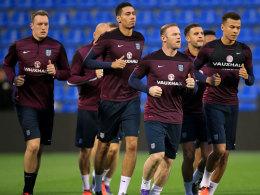 Gipfeltreffen in Alicante - mit Rooney als Zuschauer