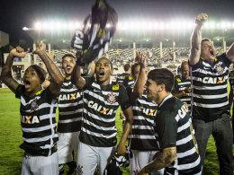 Corinthians zum sechsten Mal brasilianischer Meister