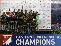 MLS: Berhalters Columbus Crew im Finale gegen Portland
