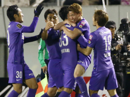 Hiroshima triumphiert in der J-League
