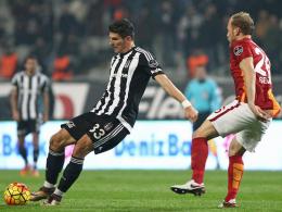 Gomez trifft bei Besiktas-Sieg