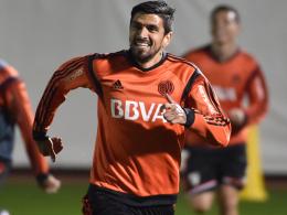 River Plate: Mit gro�er Unterst�tzung gegen Sanfrecce