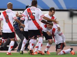 River Plate erster Finalist bei der Klub-WM