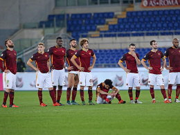 Gro�e Zaza-Show im Derby - Roma blamiert sich